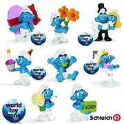Smurf Figurines Set