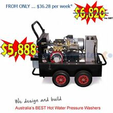 Steamaster 1317F High Pressure Hot Water Pressure Washer/Cleaner Greenacre Bankstown Area Preview