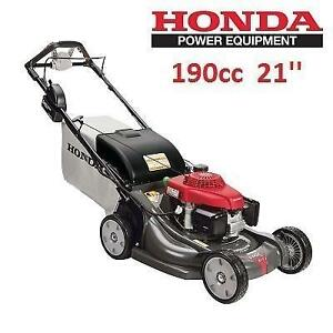 NEW HONDA 21 190CC LAWN MOWER HRX2175VLA 250147453 LAWNMOWER SELF PROPELLED GAS POWERED