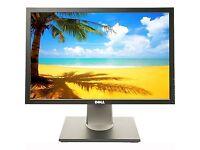 "WIDESCREEN *BIG* DELL 19"" TFT Computer PC Screen Monitor -Resolution: 1440 x 900 **1 YEAR WARRANTY**"