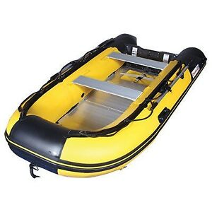 Rent an inflatable boat