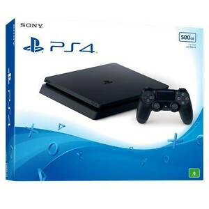 PS4 PlayStation 4 Slim 500 GB Console (*BRAND NEW!! GREAT DEAL) Stanhope Gardens Blacktown Area Preview