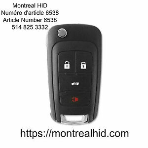 Key Fobs For Chevrolet Buick GMC OHT01060512