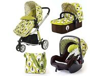 Cosatto Giggle 2 'Treet' Travel System