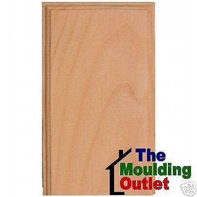 5 1 2 alder crown molding plinth block lumber plywood molding ebay
