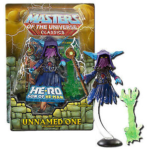 MASTERS OF THE UNIVERSE CLASSICS-figurine  UNNAMED ONE