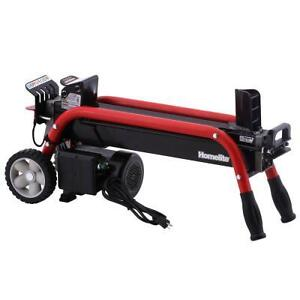 Looking for an electric log splitter