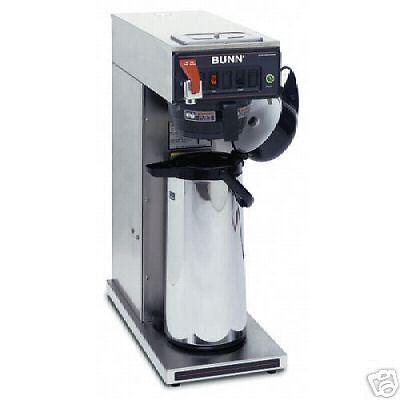 Bunn Cwtf- 15 Aps Air Pot Brewer Automatic Coffee Maker