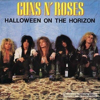 lloween On The Horizon AUST (Guns N Roses Halloween)