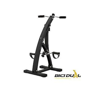 Bicidual Home Total Body Workout Machine And Indoor Bike For Exercise Physioth