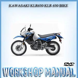 kawasaki klr650 klr 650 bike workshop service repair kawasaki klr 650 repair manual pdf kawasaki klr 650 manuel entretien