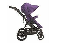 OBaby Zezu travel system - pramette stroller with a car seat