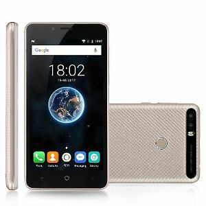 "Smartphon 5"" Android 7.0, 2 Simcards, Quad Core 2GB Ram 16GB ROM"