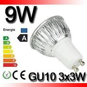 LED GU10 Warmweiss 6W
