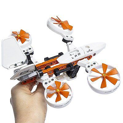 Hexbug® Vex® Robotics Aerial Drone Explorer Construction Kit w - Vex Robotics Kits