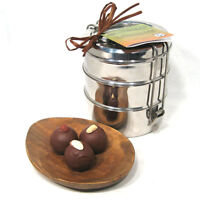 Coco-Zen Tiffin Box Truffles