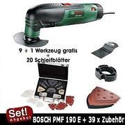 Bosch Multifunktionswerkzeug PMF 180 E