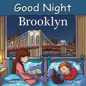 Good Night Brooklyn by Mark Jasper (Board book, 2013)