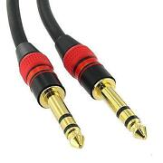 Balanced TRS Cable