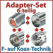 Koax Adapter