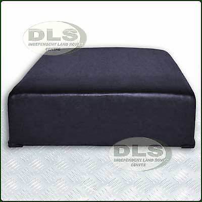 Standard Black Vinyl Outer Seat Base Cushion Land Rover Series 2/2a/3 (349967)