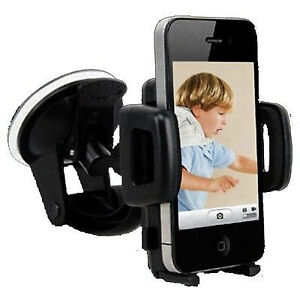 TC - Windshield Suction Mount for GPS, iPhones, iPods and other