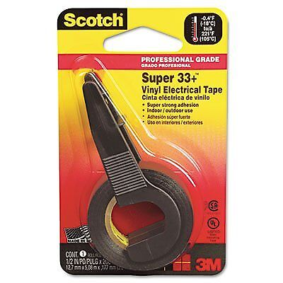 MMM194NA - Super 33 Vinyl Electrical Tape w/Dispenser