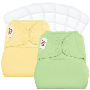 Flip Day Pack - Cloth Diapers for the Day! Strathcona County Edmonton Area image 1