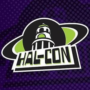 Hal-Con 2018 Weekend Pass (w/ Lanyard) TRADE for Saturday ticket
