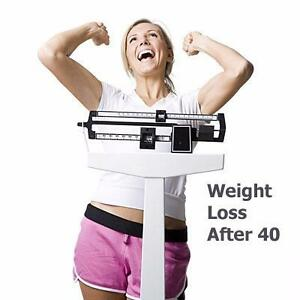 Losing Weight after age forty ...