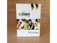Zumba fitness Box Set 4x DVD boxset