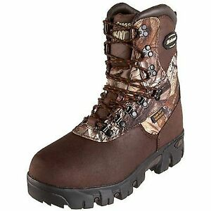 lacrosse 10 inch hunting boots size 12 water proof