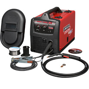 Lincoln K2696-1 Easy-Core 125 wire feed welder (NEW)