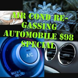 Half price $98 Ac Re-Gassing special offer (usually $220-Plus) Ashmore Gold Coast City Preview
