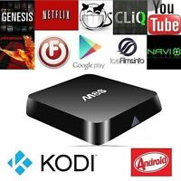 M8s android box fully loaded