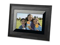 KODAK DIGITAL PICTURE FRAME. GREAT WAY TO DISPLAY PHOTOS AND VIDEOS