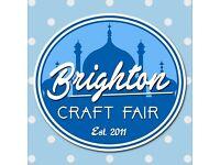 Brighton Craft Fair - 6th May 2017