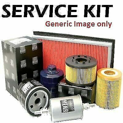 Fits Citroen C4 Picasso 1.6 BlueHDi 14> Air, Fuel & Oil Filter ServIce Kit