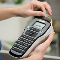 DYMO LabelManager 160 Hand Held Label Maker - NEW, Opened Box