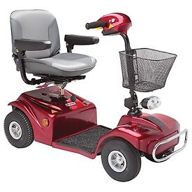 BRAND NEW RASCAL S MOBILITY SCOOTER LIMITED STOCK