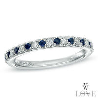 14kt white gold Vera Wang Love Collection ring for sale