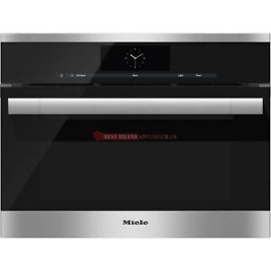 """MIELE 24"""" ContourLine M Touch Speed Oven with Microwave"""