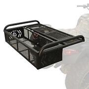 ATV Drop Basket