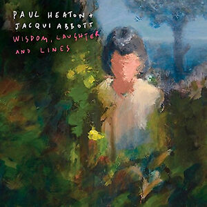 Paul Heaton & Jacqui Abbott Wisdom, Laughter and Lines CD NEW