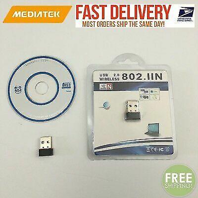 mini wireless adapter usb wifi wlan 150mbps