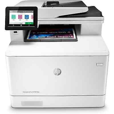 HP Color LaserJet Pro MFP M479fdn | Print, Copy, Scan, Fax, Email | W1A79A