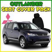 Mitsubishi Outlander Seat Covers