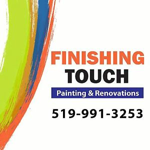 Pro Painter/Painting 130$ a room Windsor Region Ontario image 6