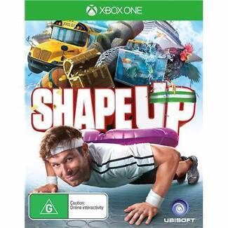 XBOX ONE GAME - SHAPE UP