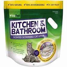 Vitapet Kitchen & Bathroom Odour Control Litter  6lt Mayfield West Newcastle Area Preview